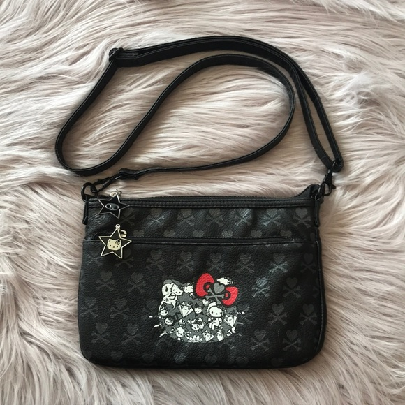 b91310756608 Tokidoki Hello Kitty Crossbody Bag Handbag Purse. M 5aa406e33b1608259cfba4e9